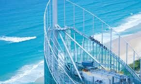 #6 SKYPOINT the 5th tallest residential building in the world...But it has the best view (in our humble opinion)....Overlooking 40klm of Surfers Paradise Beach it's a must do to visit the observation deck or brave the Skypoint Climb!!