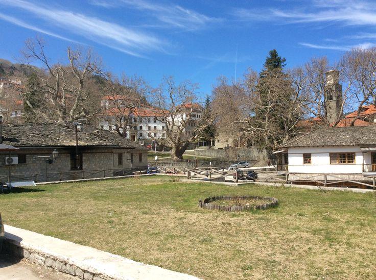 Epirus. Ioannina, Metsovo, Papingo, Vikos.