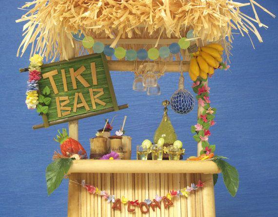 Tiki Bar Christmas Tree Shop