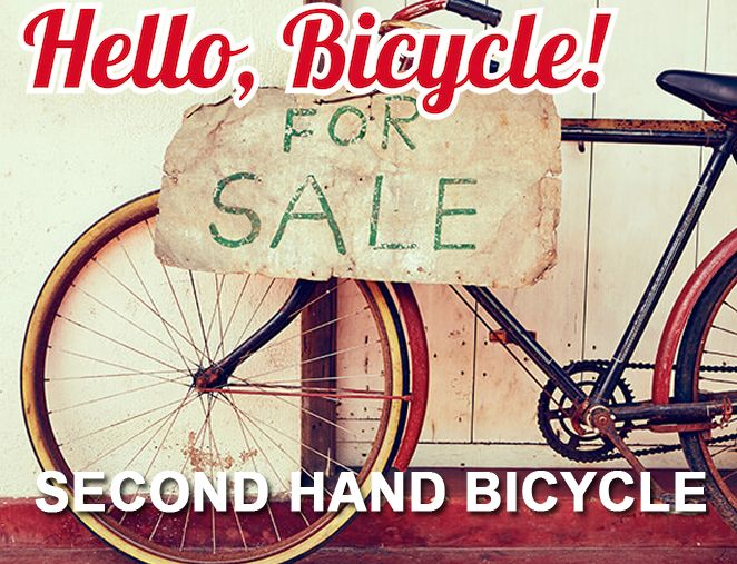 Hellobicycle Shop For Best Second Hand Bicycle In Singapore We