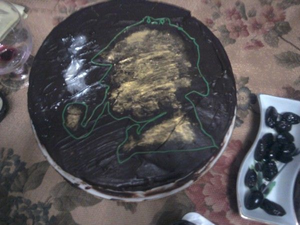 """Торт """"Шерлок Холмс"""" - пошаговый кулинарный рецепт с фото на Повар.ру"""