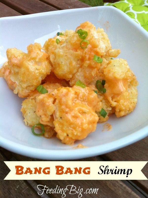 Bang Bang Shrimp (Bone Fish Copy Cat)
