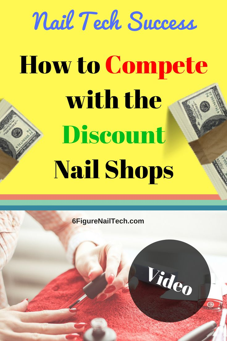 How to Compete with the Discount Nail Shops Marketing