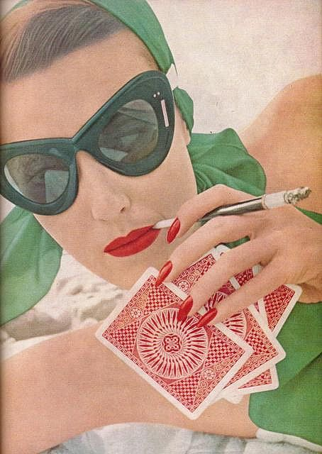 Vogue July 1950 Irving Penn