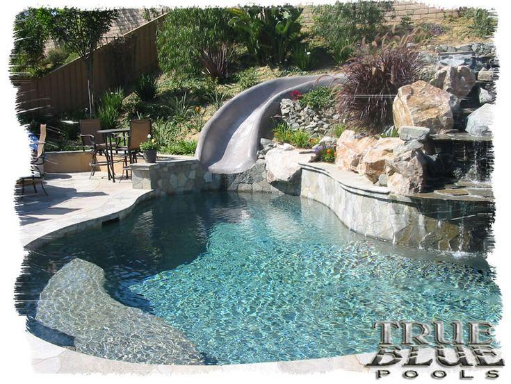55 best Dream backyards images on Pinterest | Backyard ... on Dream Backyard With Pool id=72469