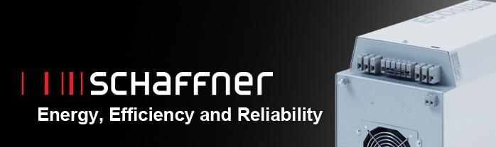 Schaffner, established in 1962 and with over 2,320 employees worldwide, is a global leader in the fields of electromagnetic compatibility and power quality, supplying components that support the efficient and reliable use of electrical energy.