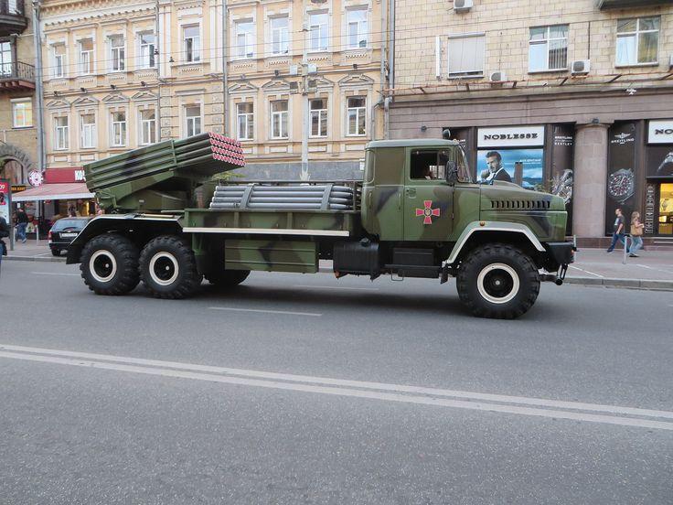 File:Ukrainian BM-21 Grad Bastion-01 in Kyiv, Ukraine on 22 of August, 2014 IMG 7655 05.JPG