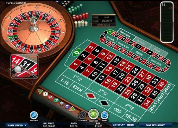 играть онлайн в американскую рулетку