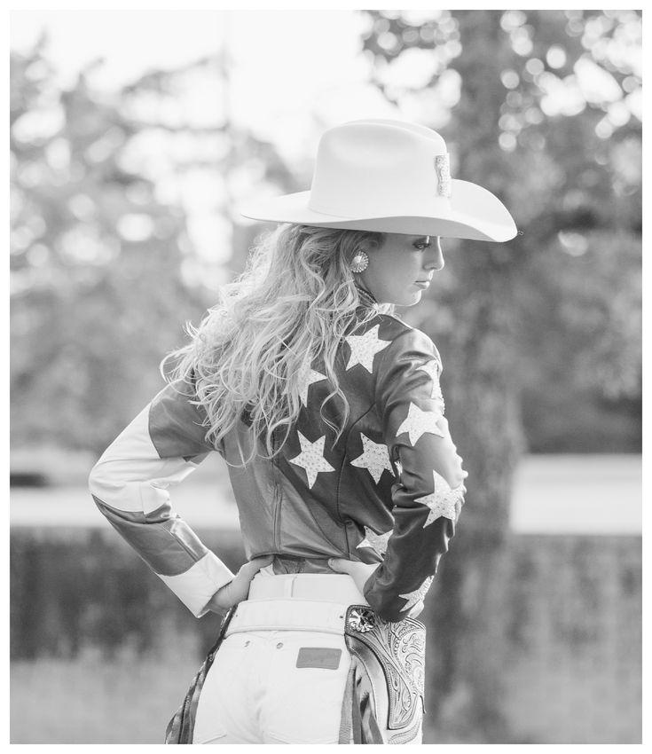 Louisiana High School Rodeo Queen, 2013 Queen, Davenna Lea