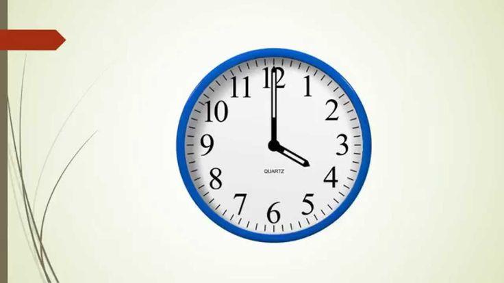 Klokkijken flitsen met hele en halve uren deel 4