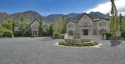 Saw This House In Alpine UT Beautiful The Home Contains 7 Bedrooms