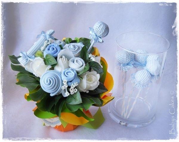 Les 121 meilleures images propos de cadeau de naissance for Bouquet de fleurs pour une naissance