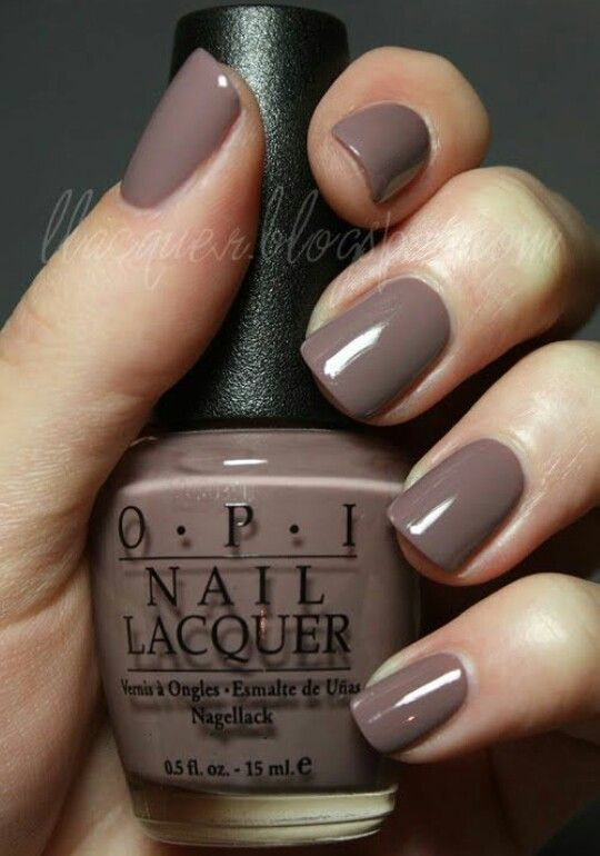 Perfect brown for fall