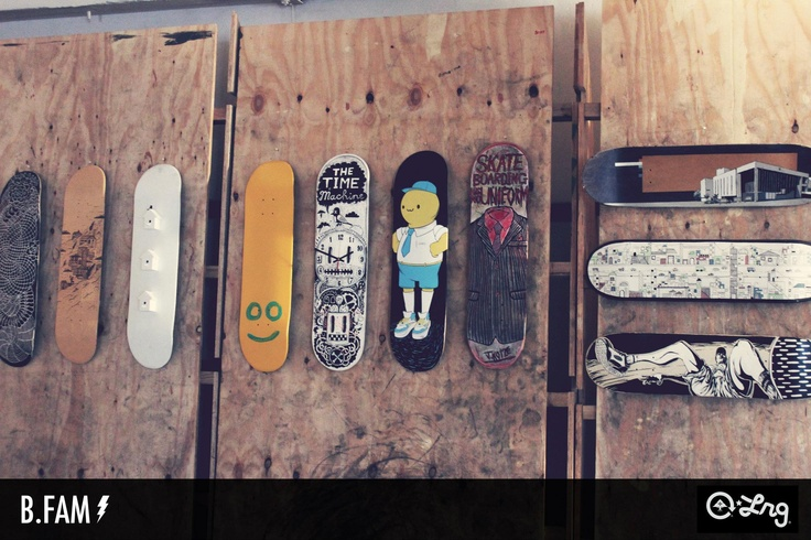 PLANK: A Skate Deck Exhibition