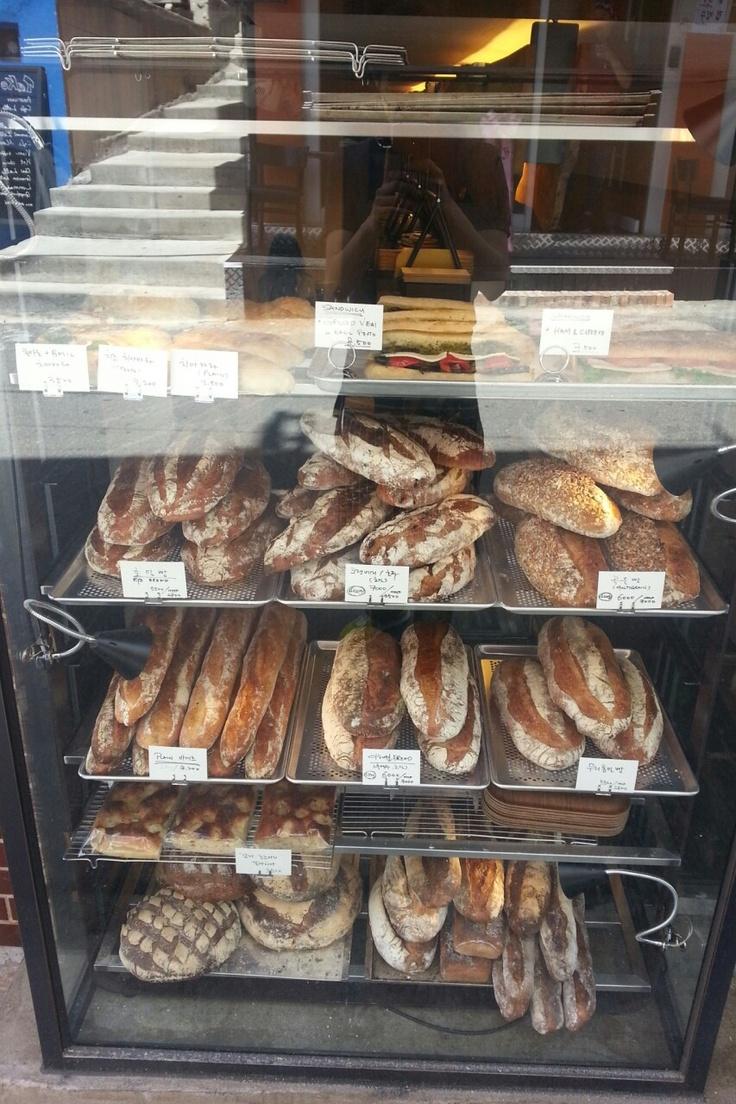 sour dough bread.