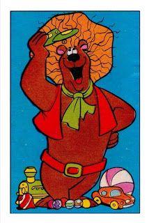 Hanna Barbera World: ENG - Help It's The Hair Bear Bunch