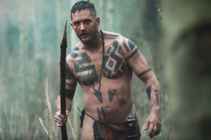 http://Tom Hardy habla sobre Mad Max, Taboo y James Bond
