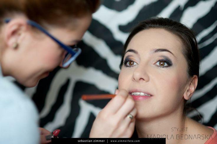 Bridal make up :) #bride #bridal #makeup #2014 #muamariola #mariolabednarska #makijaz #slubny #makijazslubny #makeupartist