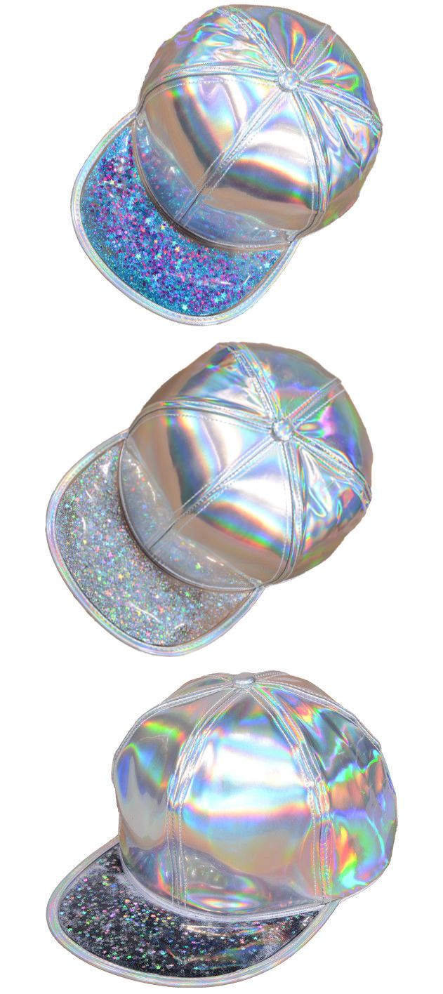 Hats 15630  Holographic Hat 028e20ae758b