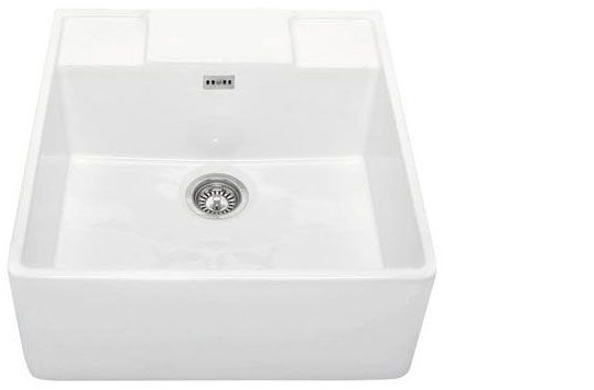Bluci Vecchio G14 Butler Ceramic Sink with Tap Ledge