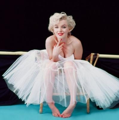 Marilyn Monroe (Ballerina)