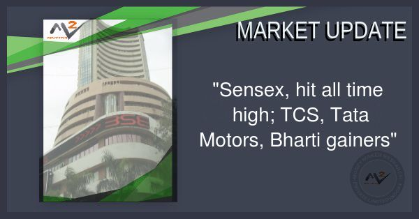 The market started off the week on a stronger note, with both equity benchmarks hitting record highs but there has been some problem with #NSE rates. The 30-share #BSE #Sensex was up 200.68 points at 31,561.31 on strong breadth. About 886 shares advanced against 285 declining shares on the BSE. TCS, Tata Motors, Bharti Airtel, Lupin and Sun Pharma rallied more than 2 percent while HDFC was only loser. #MoneyMakerResearch