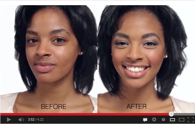 Natural Contouring: Makeup Tutorial
