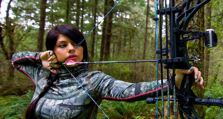 10 best hunting bows for women, 2015 edition.