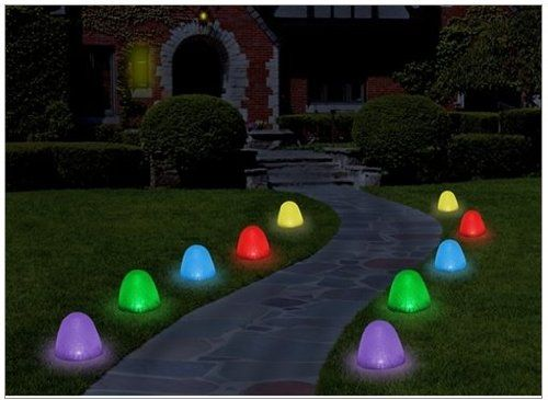 "Set of 10 - 8"" Tall Sugar Coated LED Gumdrop Christmas Pathway Lights Paragon America,http://www.amazon.com/dp/B00GO8U8V8/ref=cm_sw_r_pi_dp_Lm6Lsb1EJWTYKHC4"