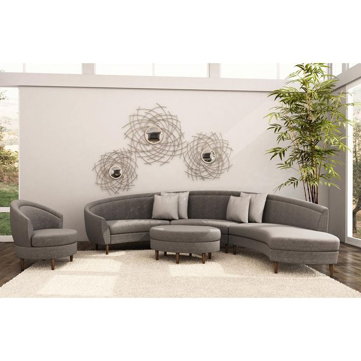 1000+ ideas about Curved Sofa on Pinterest | Modern Sofa ...