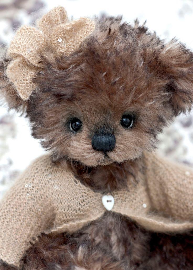 *TEDDY BEAR's ~ Three O'Clock Bears
