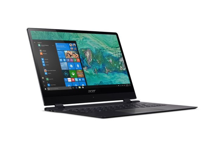 Acers updated Swift 7 Ultrabook is once again the thinnest computer in the world