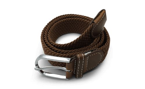 The Otto men's canvas belt is the sturdy, stylish companion to the everyday gentlemen's adventure.