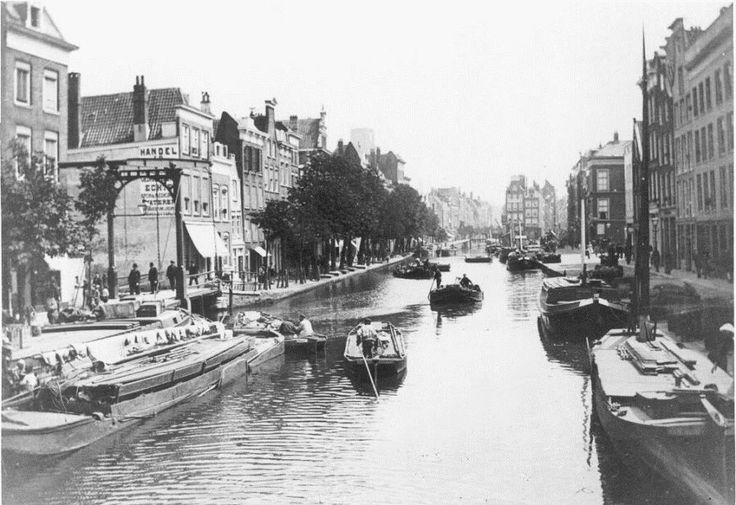 Rotterdam, Delftsevaart, Haagseveer