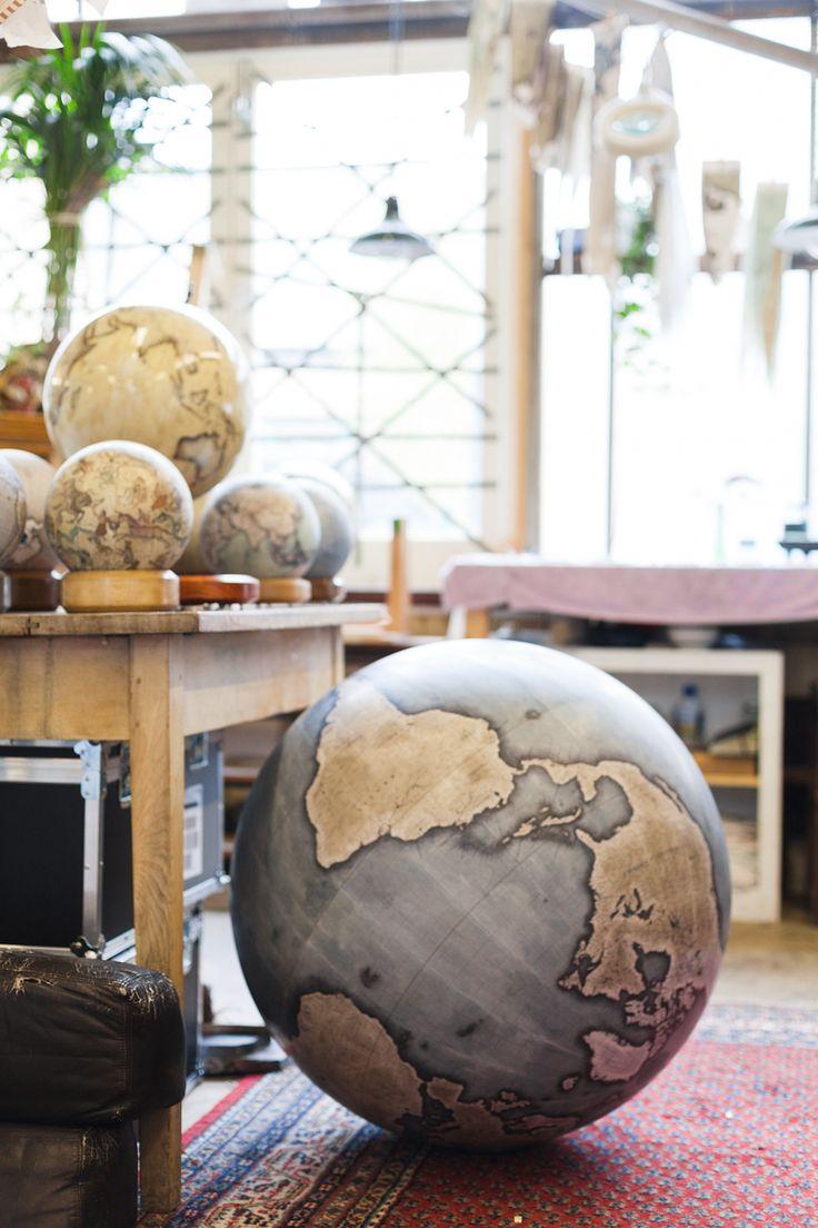Bellerby & Co. Globemakers | iGNANT.de