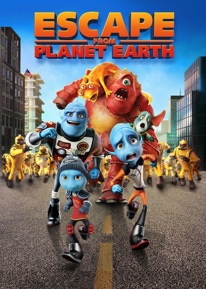 Escape from Planet Earth -