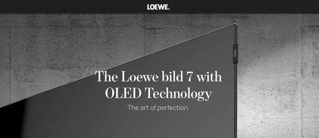 Nieuw: LOEWE Bild 7 4K Ultra OLED HD   Bose Lifestyle Center Hasselt