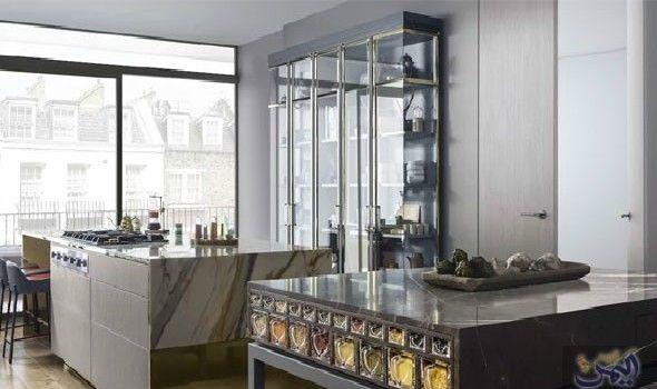 المطبخ الريفي الأفضل ضمن مخطط تصميم المنازل في 2018 Kitchen Home Home Decor