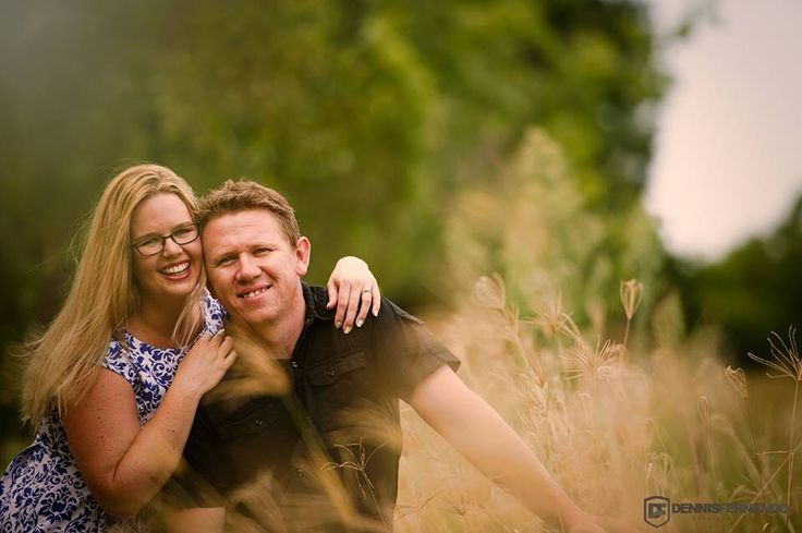Pre-wedding engagement photo shoot with Elysse and Luke. Nepean river Penrith.