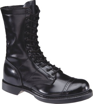 Men's Corcoran 10 Inch Jump Boot - Black