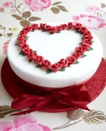 28 Rose Heart