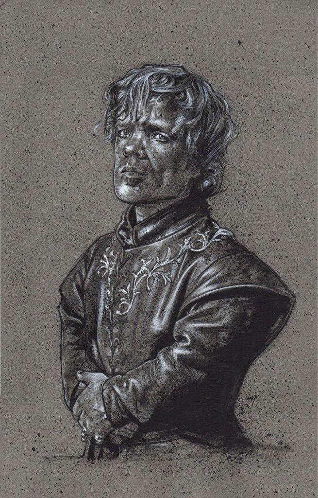 Tyrion by Jeff Lafferty