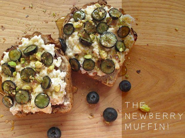 The Newberry (blueberry) Muffin!: Newberri Muffins, Blakeney Estes, Lemon Zest, Newberri Blueberries, Ricotta, Breakfast Treats, Blueberries Muffins, Chocolates Chips Oatmeal, Breakfast Snacks
