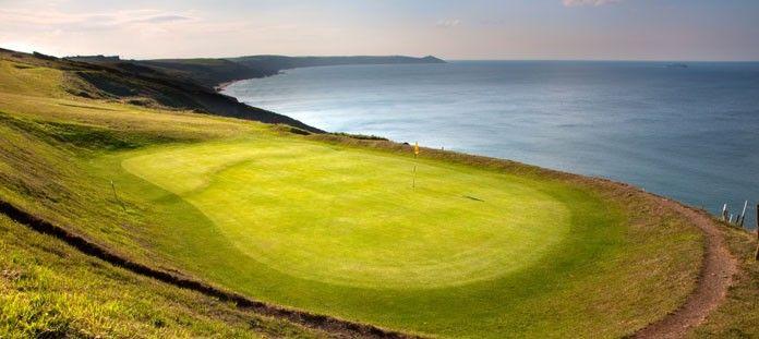 Golf Cornwall, Golf Breaks Cornwall, Golf Courses Cornwall, Golfing Cornwall | Whitsand Bay Hotel