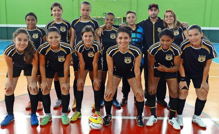 Futebol Feminino de sumaré - disputa liga de futsal Feminino 2016 - G7 Esporte