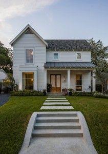design modern farmhouse plans the modern farmhouse - Small Farmhouse Designs