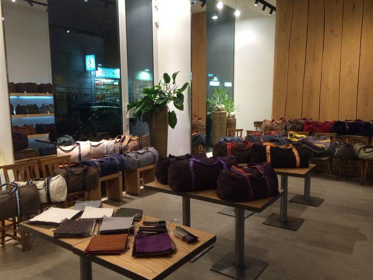 QG bags da Verger, Milano
