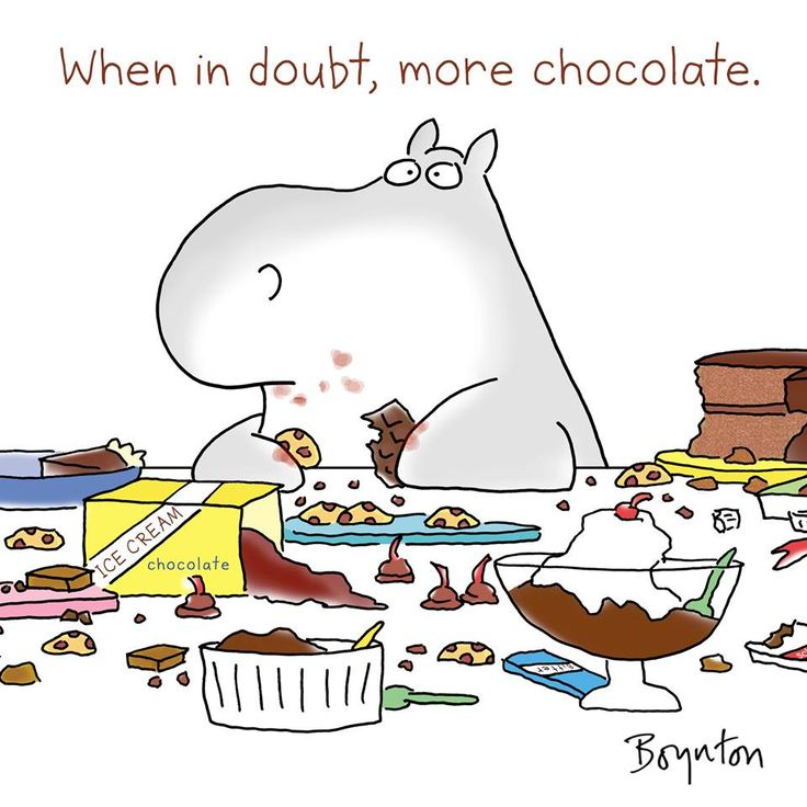 Your attention, please: October 28 is National Chocolate Day.