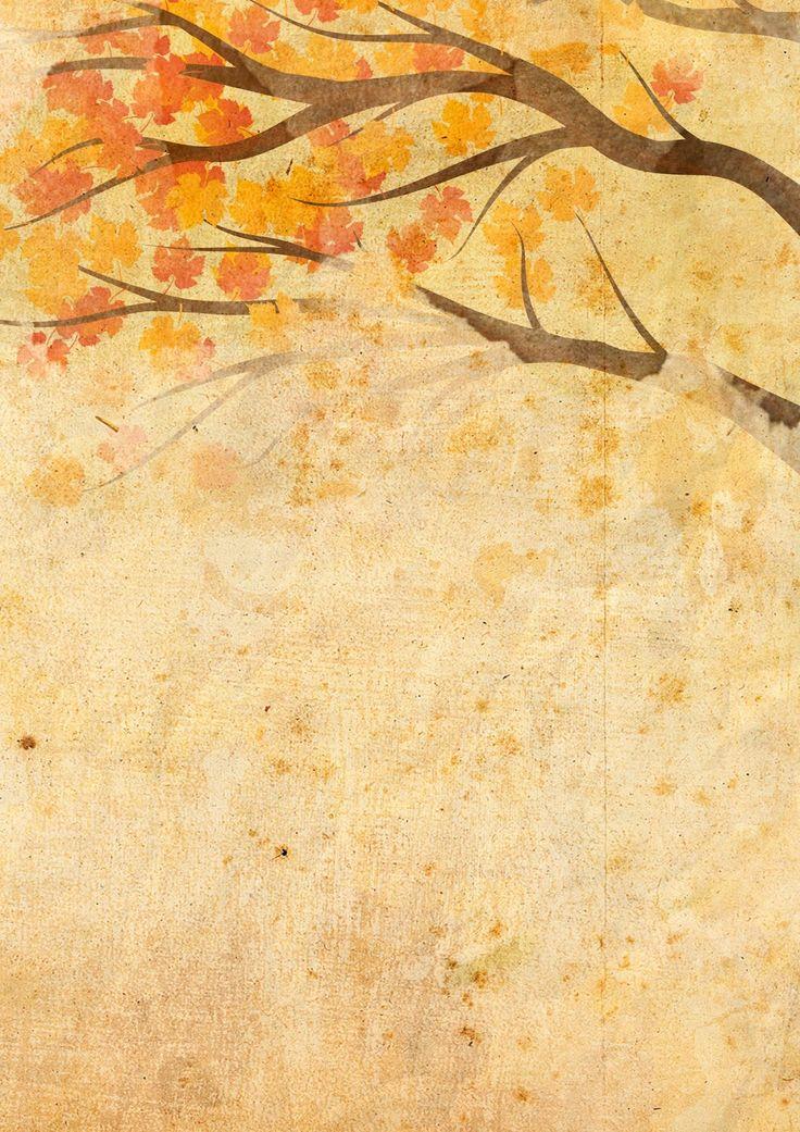 Nuskina: Papeles gratis otoño para scrapbooking, collage, manualidades varias...
