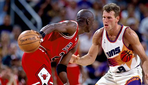 Oh M, only the greatest that I have ever watched in Basketball history!!